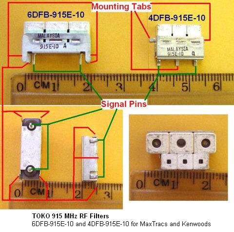 Exploring 900 MHz - 900 MHz Radio Modifications