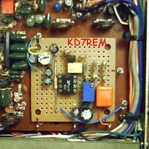 Tone Squelch Board for late 70's era Yaesus | QRZ Forums