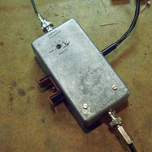 5 Watt (QRP Gallon) Power Amplifier