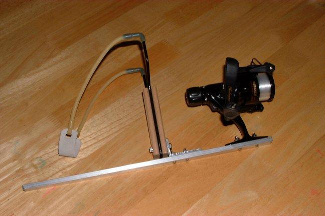 Portable Antenna Launcher