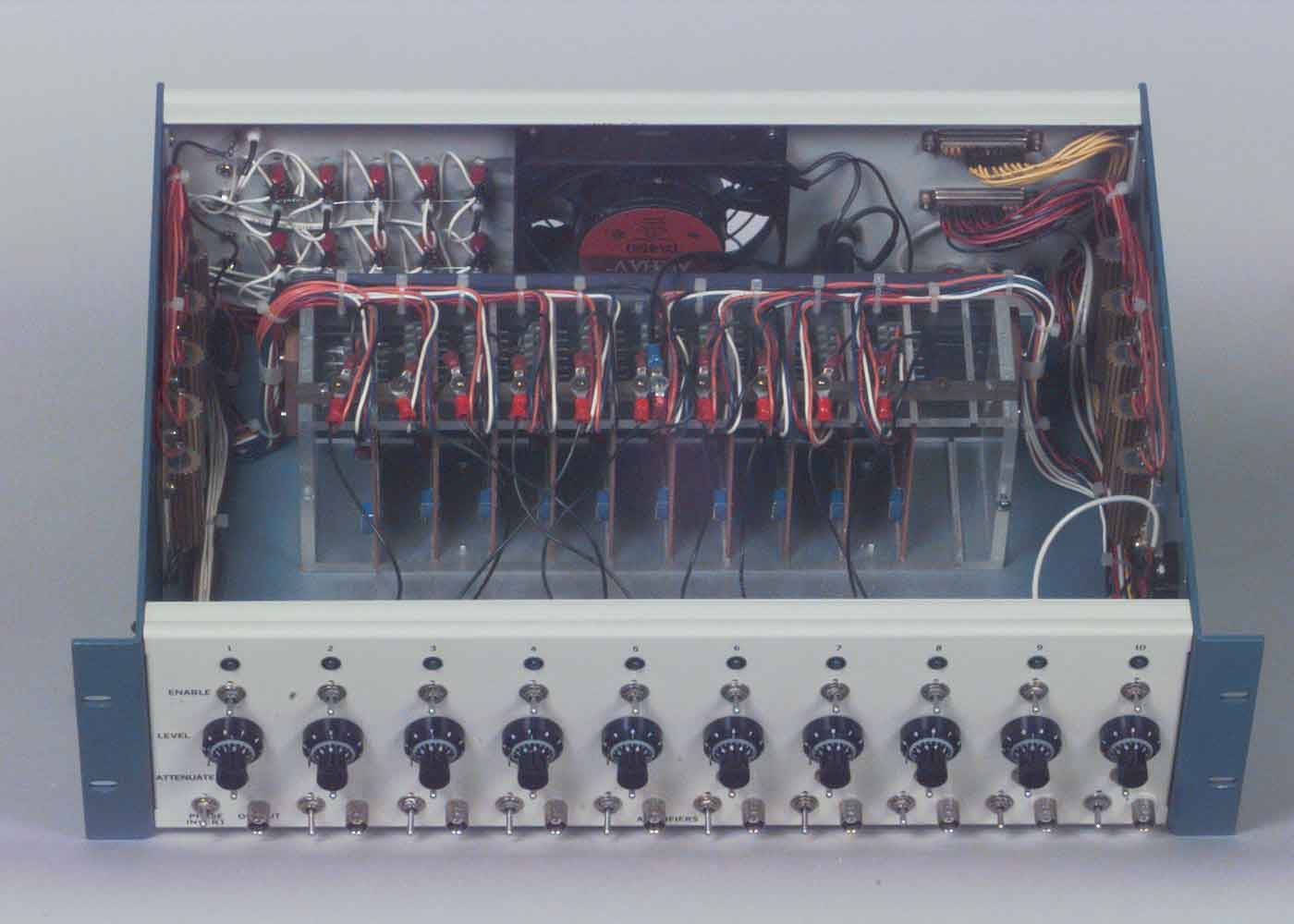 Kf6fwh Work Projects Example Of Amplifier Assembly With Lm1875 Suggested By The National Inside View