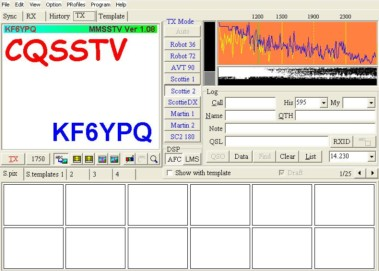 Droidsstv sstv for ham radio 1. 36 free download.