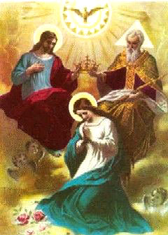 Mary Queen of Heaven & Earth, Pray for Us!