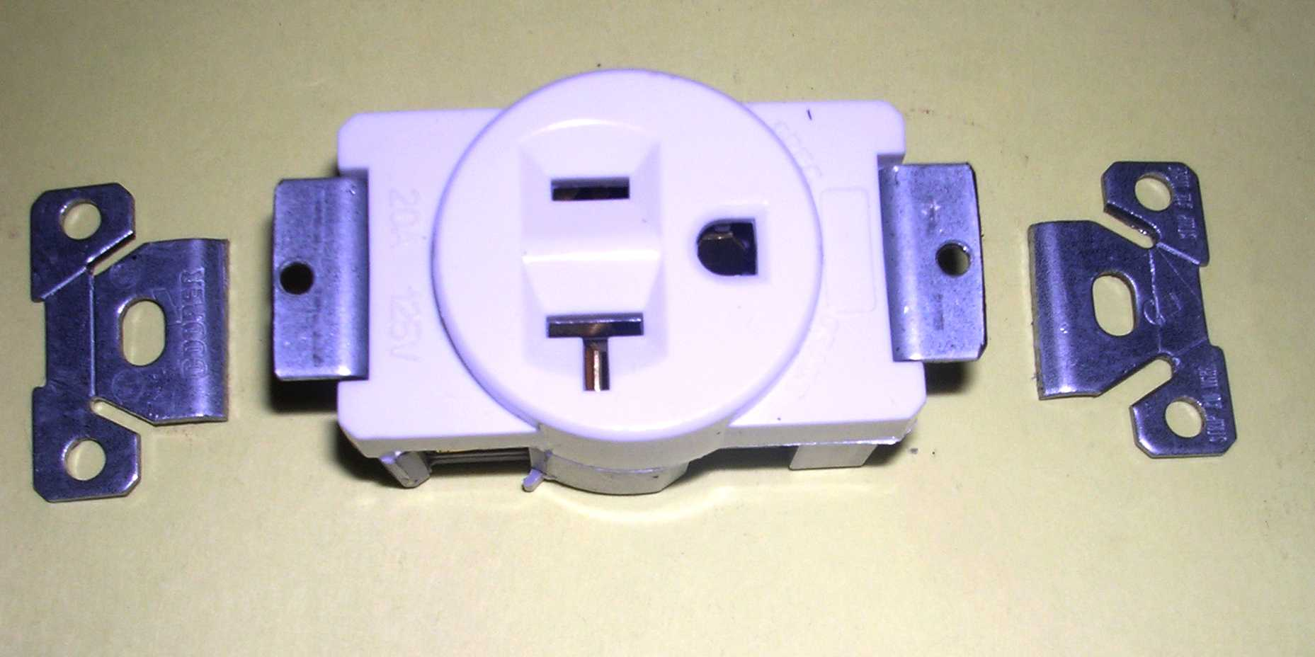 Ac Power Monitor Receptacle