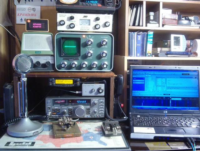 Operating Digital Modes with Ham Radio Deluxe