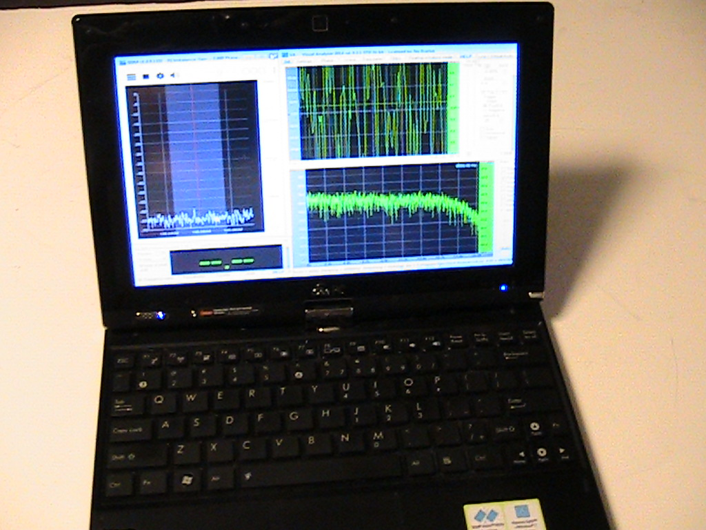 Frequency Deviation Measurement with an RTL-SDR Dongle