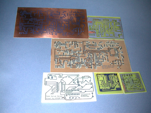 Group of PC Boards