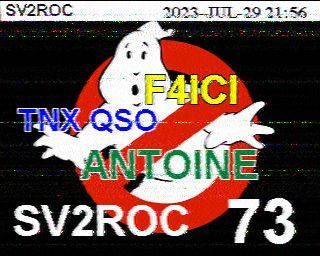 2nd previous previous RX de MØPWX