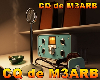 07-Jul-2018 09:01:14 UTC de M3ARB </b><i>TX</i><b>