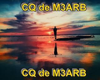 18-Mar-2021 08:16:37 UTC de M3ARB (TX)