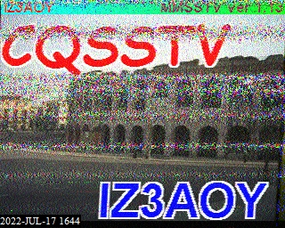 3rd previous previous RX de M3ARB (RX)