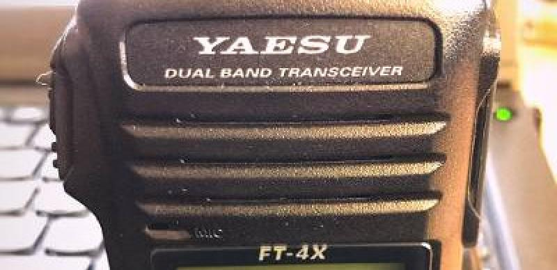 Featured image of post Chirp Program Yaesu FT-4X Handheld Radio