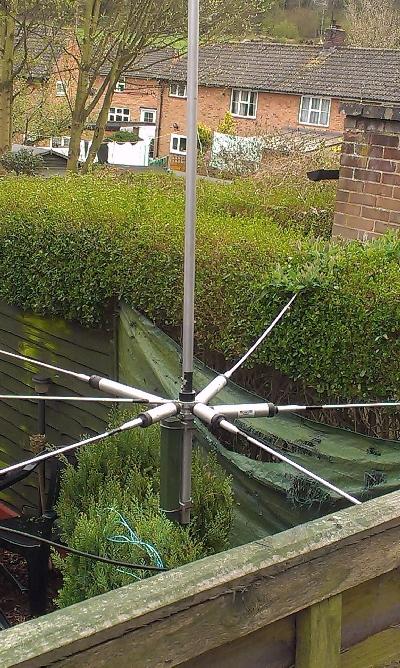 M1DYP - Antennas