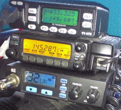 M1DYP Radios