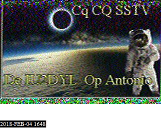 04-Feb-2018 16:49:42 UTC de M3ONL