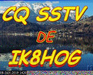 08-Jan-2019 14:22:04 UTC de M6KNS