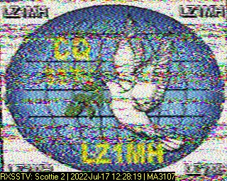 2nd previous previous RX de MA31Ø7