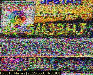 6th previous previous RX de MA31Ø7