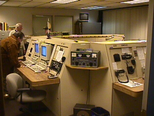 Eoc Radio Room