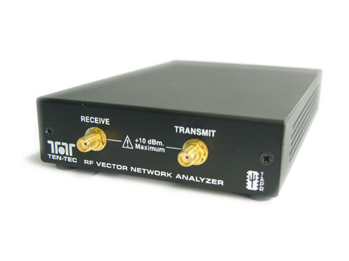 Excellent vector network analyzer images