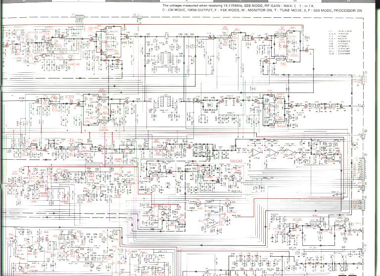 kenwood ts 520s schematic