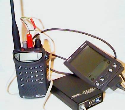 Packet Radio Setup Pocket Packet Setup 1