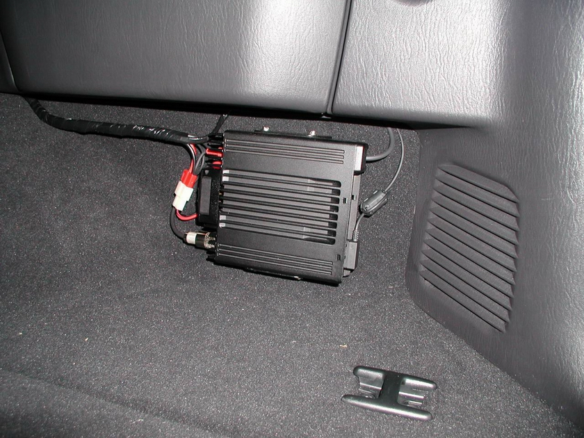 Jeep Ham Radio Installation
