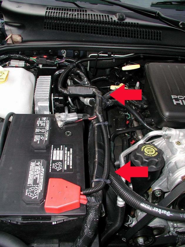 Jeep Ham Radio Installation