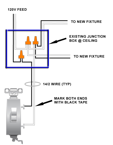 Electrical for T8 ballast wiring diagram besides house wiring diagrams series circuit
