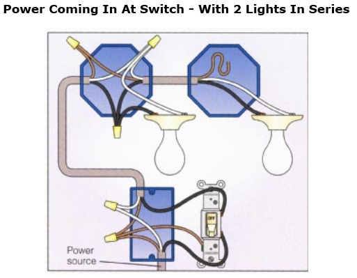 wiring garage lights in parallel wiring led lights in series or parallel ~electrical~