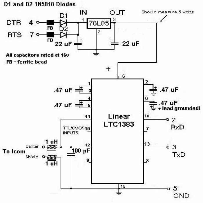 Ic r71e Manual