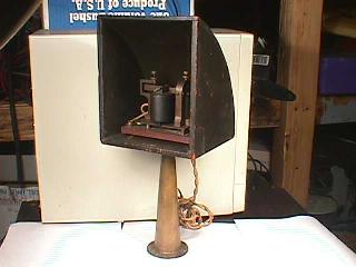 Antique Telegraph   Apparatus