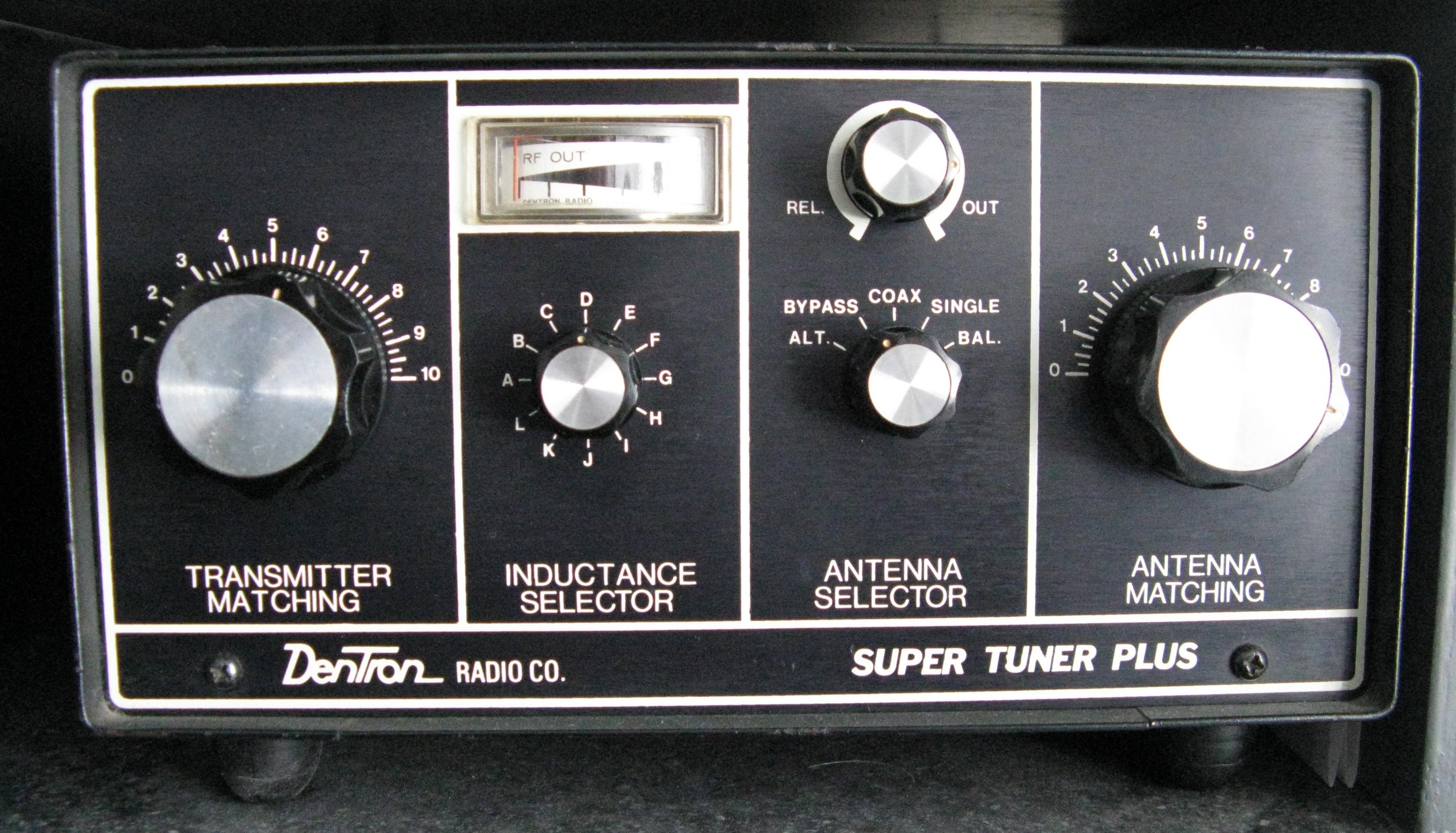 Dentron Super Tuner Plus