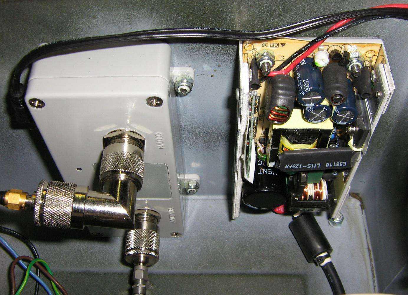 AeroComm CL4490 Experiments