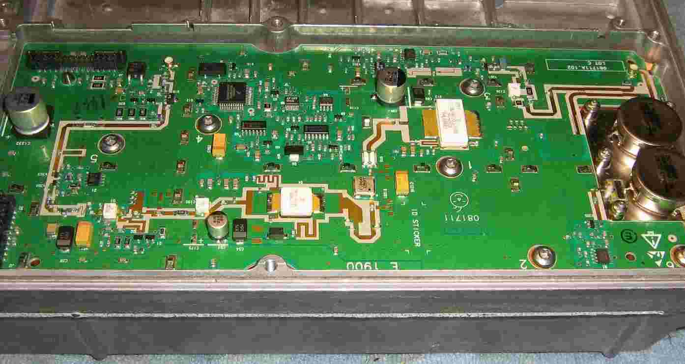 100 Watt RF Power Amplifier for 2 GHz