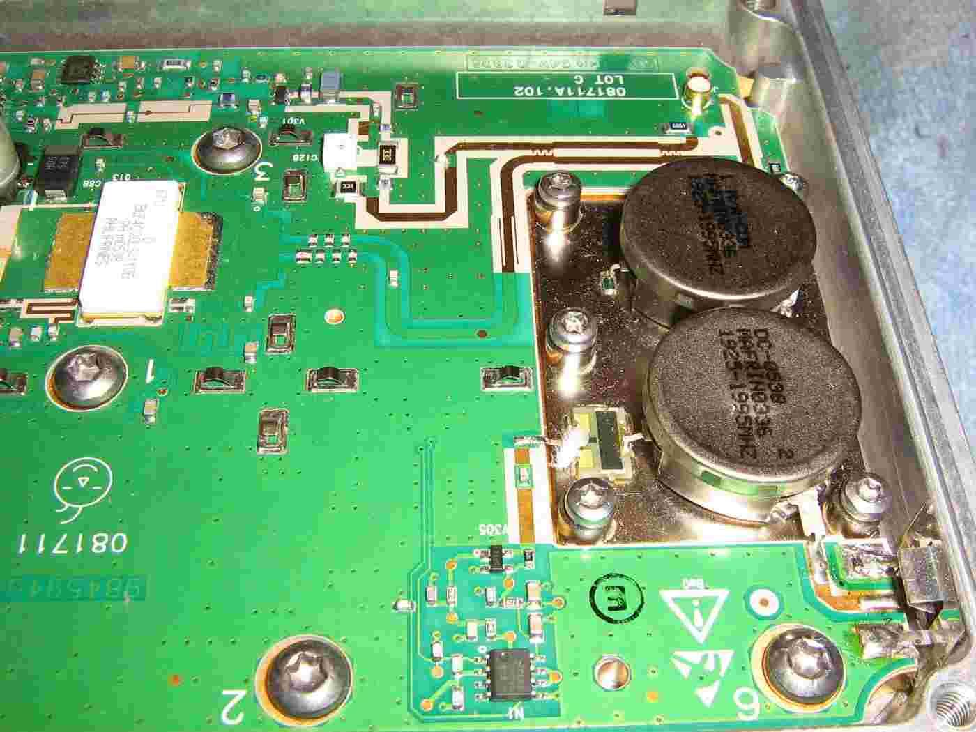 100 Watt Rf Amplifier For 2 Ghz