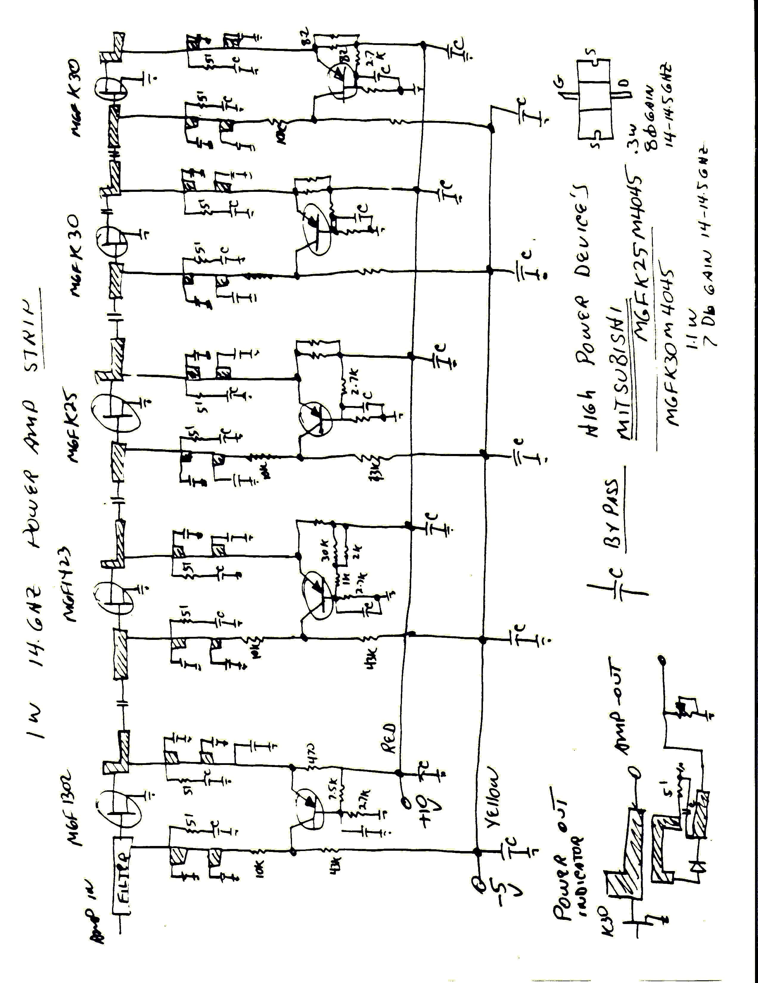 10 ghz qualcomm modifications notes