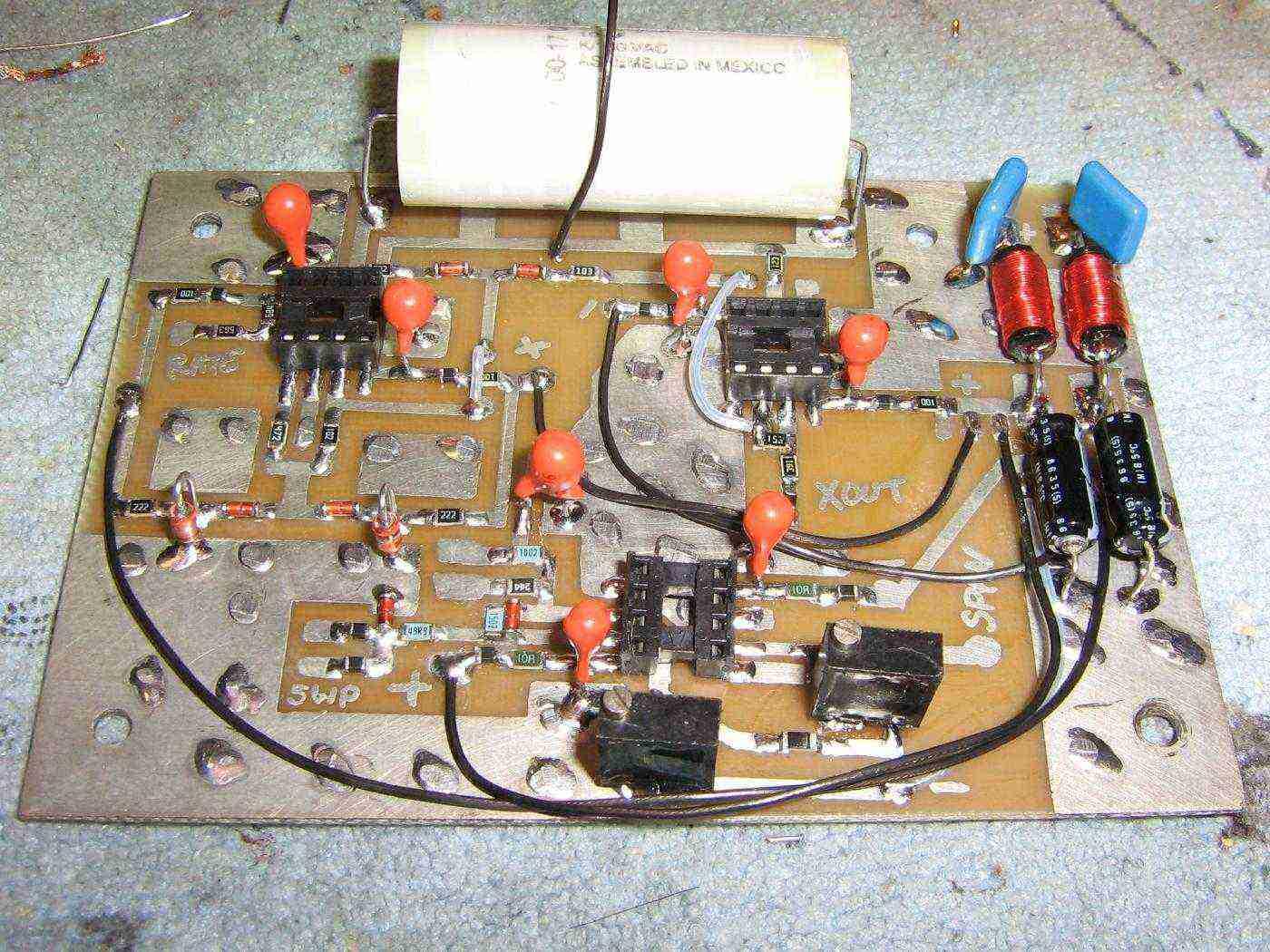 Rf Signal Generator Circuit : Diy rf signal generator page do it your self