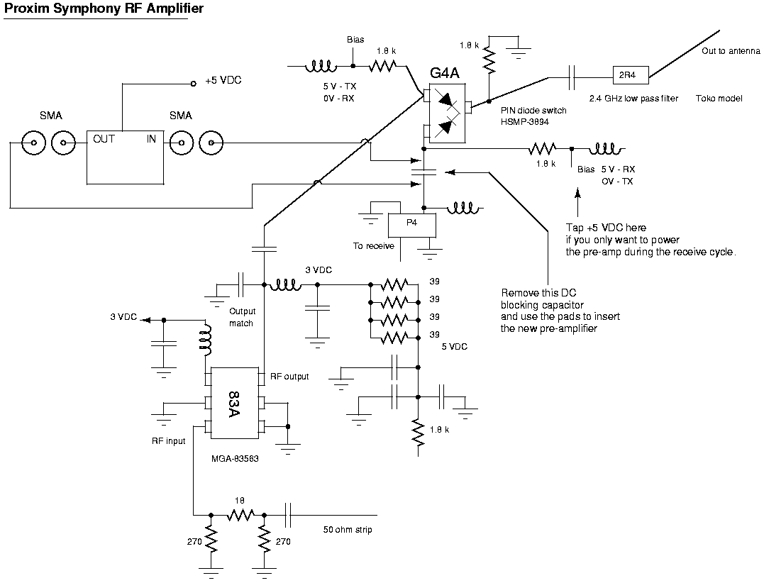 Low Cost Wireless Network How To Symphony Transfer Switch Wiring Diagram 2 Where Insert The New Pre Amplifier