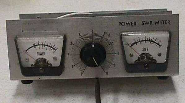 2.4 GHz RF Power Meter / SWR Meter
