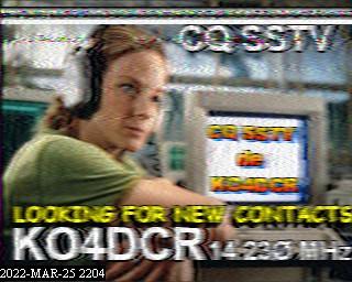 3rd previous previous RX de NXØS