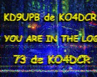 8th previous previous RX de NXØS