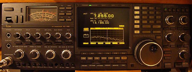 ICOM 781 s/n 01434: www.qsl.net/nz1q/781_4_sale.htm