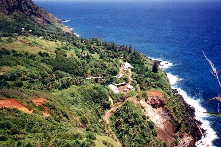Christian's Cafe – Adamstown, Pitcairn Islands - Atlas Obscura