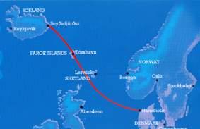 Iceland And Faroe Islands