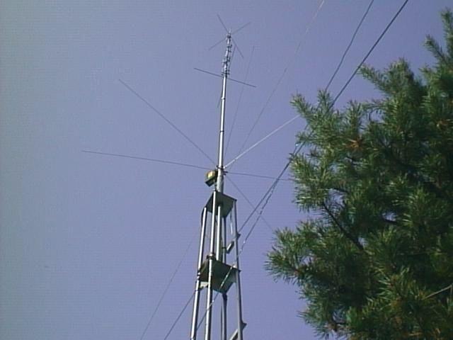 ON4LDU - Alain Bartz Antennas