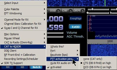Installing and using HDSDR - g4zfqradio