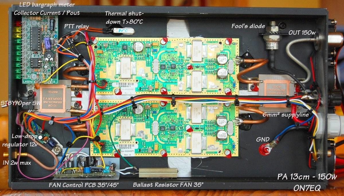 On7eq 13 Cm 2 3 Ghz 150w Pa