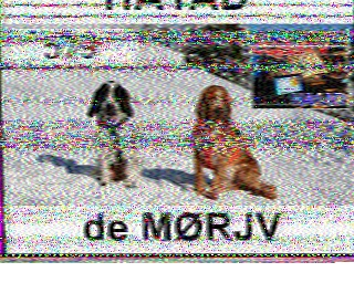 If the image is not displaying, the web server hosting this image may be down or does not allow remote image viewing.  Images that continue not to show up over several days will be removed. Any SSTV cam can be added again. Thank you.