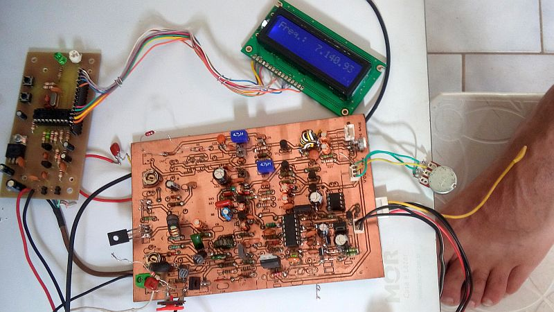 Swr Meter For Qrp Use